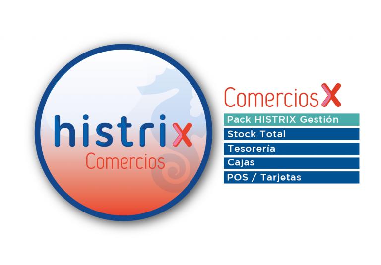 HISTRIX MODULOS_Comercios