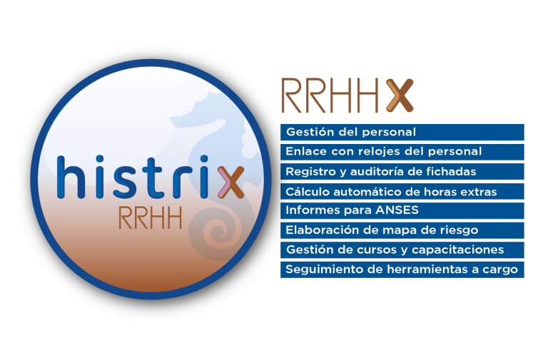 HISTRIX MODULOS_RRHH
